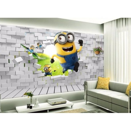 3D Children Photo Wallpaper No.1