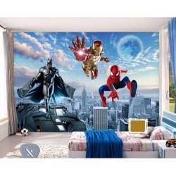 3D Children Photo Wallpaper No.3