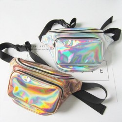 Cool Laser Reflective waist bag