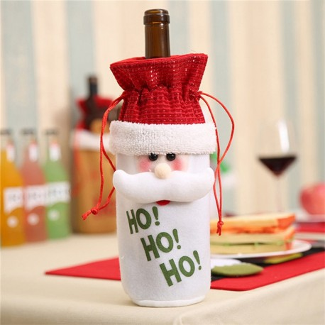 Xmas - Gift Bag Cover Decor