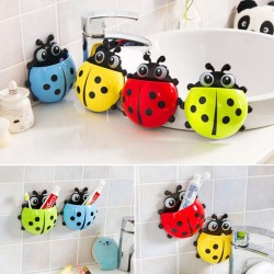 Ladybug Tooth Brush Holder