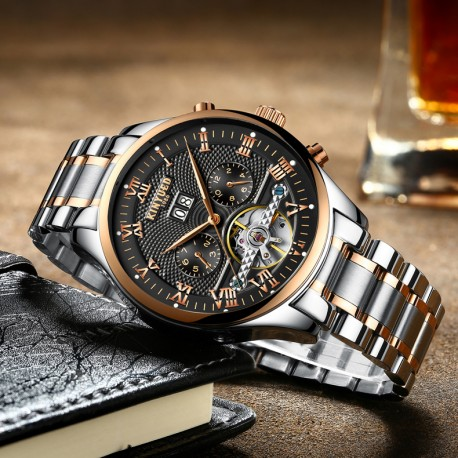 Original KINYUED Luxury Watch