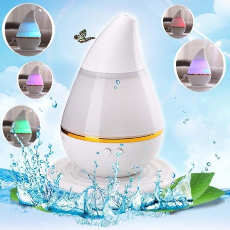 LED Ultrasonic Aroma Humidifier