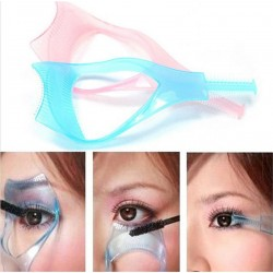 Eye Mascara Eyelash Comb - Mascara clip