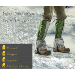 Waterproof Legf Gaiters