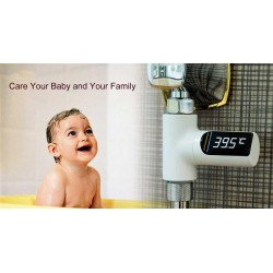 Water Shower Baby Temperature Monitor
