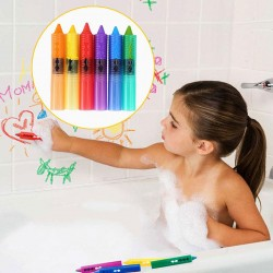 Kids Shower Bathroom Painting Pens
