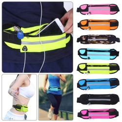 Unisex Sports Waists Belt Pouch
