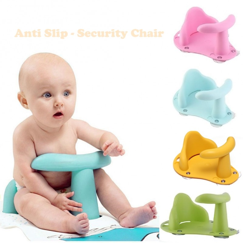 Baby Bath Tub Anti Slip Ring Seat - LAZAARA