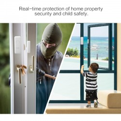 Accessories Smart Home Security Alarm System