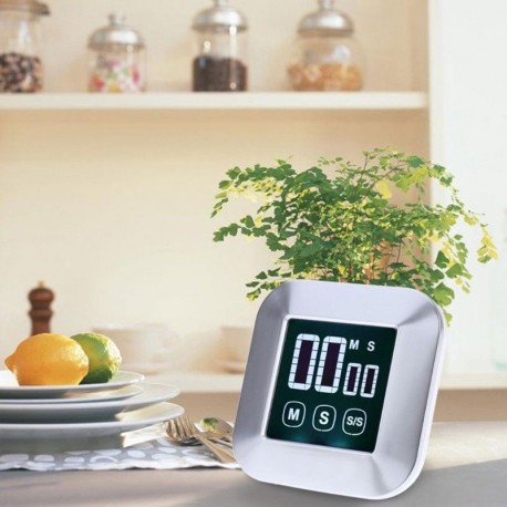 LCD Touch Screen Timer
