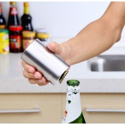 Stainless Steel Automatical Beer Bottle Opener