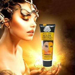 24K Gold Collagen Anti-aging Face Mask