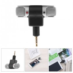 Mini Stereo Mikrofon Mic 3.5mm
