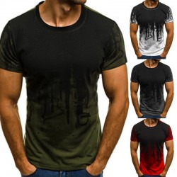 Fashion Men's Fitness T-shirt