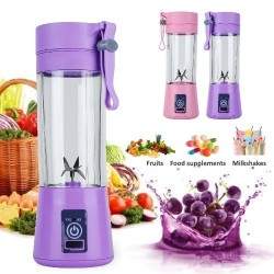 USB Electric Fruit Juicer Smoothie Blender