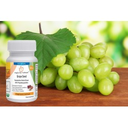 Grape Seed Extract 95% OPC Pure & High Quality Antioxidant Capsules