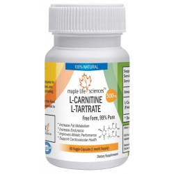L-Carnitine L-Tartrate Capsules 99.9%
