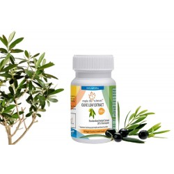 Olive Leaf Extract Capsules 20% Oleuropein