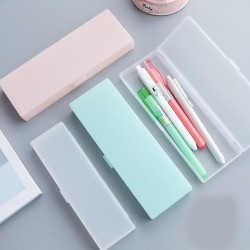 Creative Transparent Pencil Box