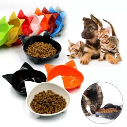 Non slip cat feeding bowl