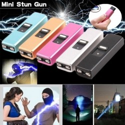 Mini Electric Shocker with LED Flashlight