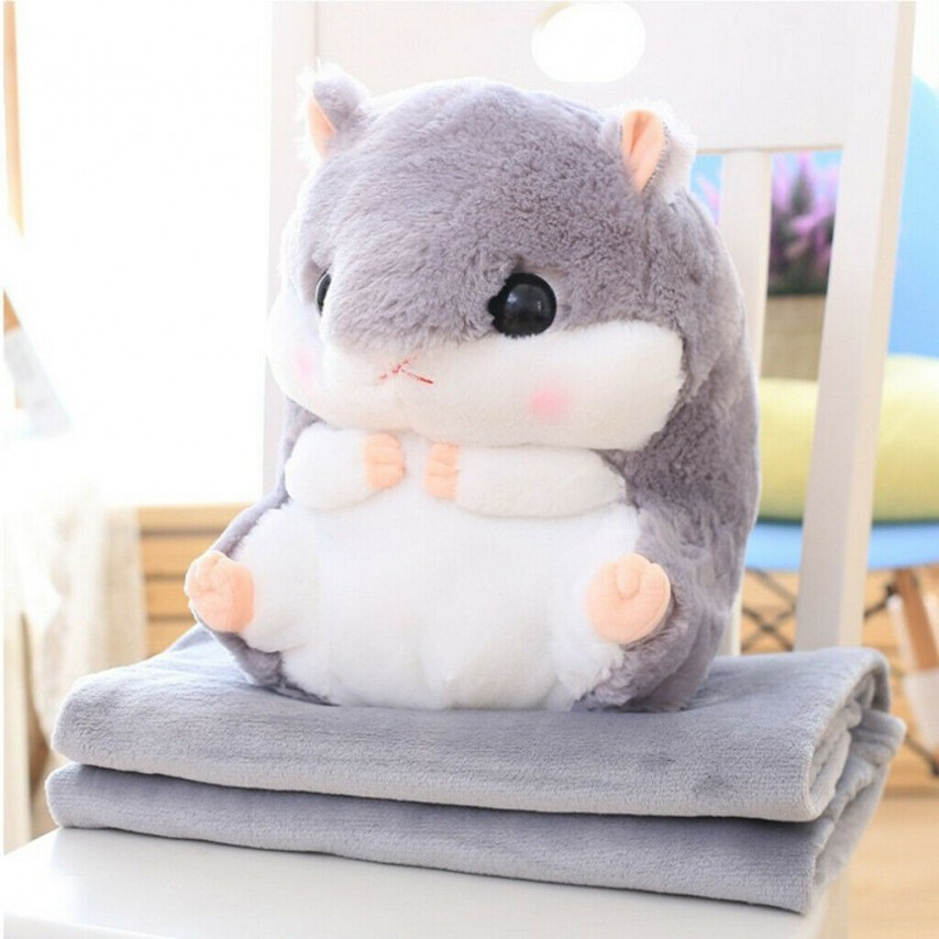 Hamster Pillow & Blanket