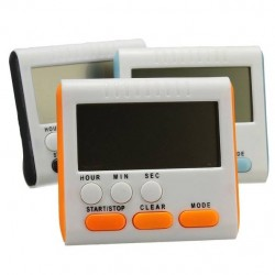 Magnetic LCD Digital Kitchen Cooking Timer