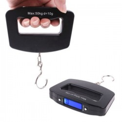 Portable LCD Digital Luggage Weight