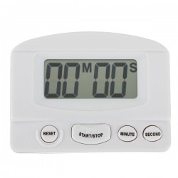 Digital LCD Count Down Timer With Alarm