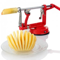 3 in 1 Fruit Apple Potato Peeler Corer Cutter Slicer