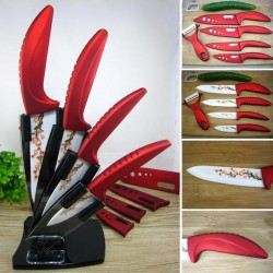 Kitchen Ceramic Knife Set