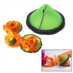 Vegetable Fruit Slicer Decorating Garnishing Tool