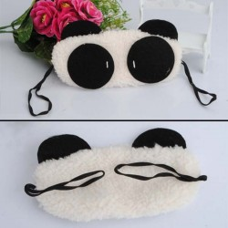 Lovely Panda Face Sleep Mask - Eye Mask