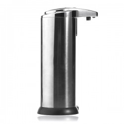 Stainless Handsfree Sensor Soap Dispenser