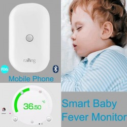 Smart Bluetooth Wireless Baby Fever Monitors Thermometer