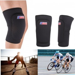 Thicken Elastic Sports Knee Leg Patella Support