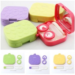 4 Colors Contact Lens Care Holder Case