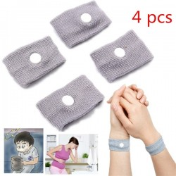 Acupressure Wristbands for Travel Sickness