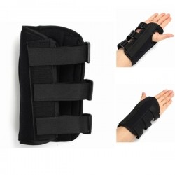 Elastic Right Wrist Protector Brace