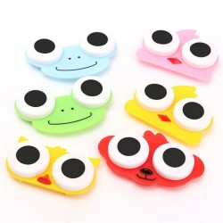 Cute Cartoon Portable Contact Lens Box