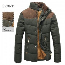 Mens Winter Coat Outdoor Jacket