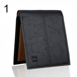 Business Casual Short Wallet