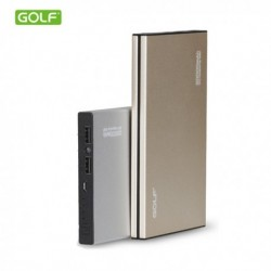 Dual USB Port Power Bank for Cellphone