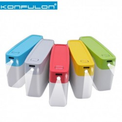 LED Flashlight Power Bank for Samsung LG Xiaomi