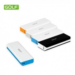 Golf GF-211 10400mAh Portable Power Bank for Samsung Xiaomi Huawei Meizu