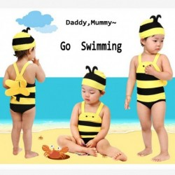Cute Swimsuit for Baby Kid - Bee Series