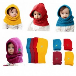 Cute warm winter hat for boys or girls