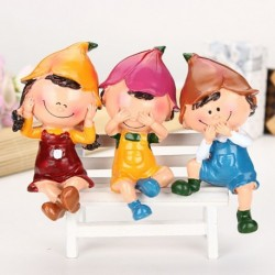 Resin Crafts Doll Home Decoration