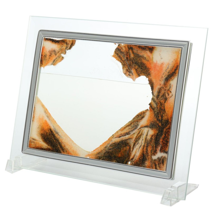 Moving Sand Art Picture Glass - LAZAARA